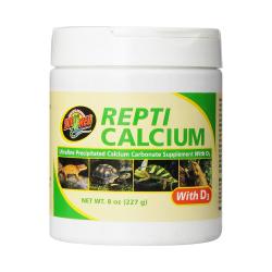 Repti Calcium z witaminą D3...