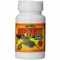 Reptivite BEZ witaminy D3...