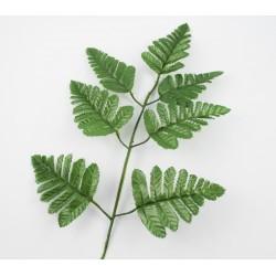 Paproć - gałązka sztuczna