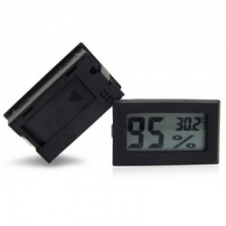 Higrometr z termometrem...